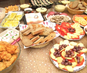 Catering y menus para particulares con Las Delicias de Vero