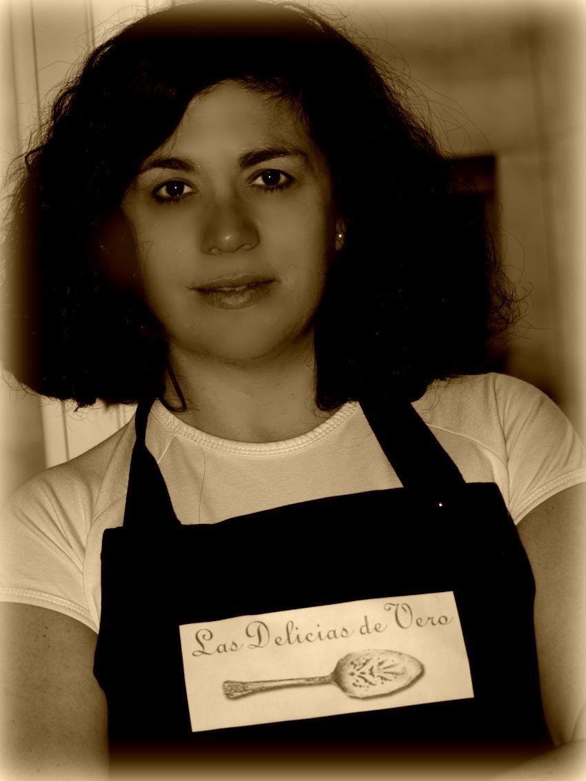 Fundadora del catering Las Delicias de Vero. Menus y eventos personales