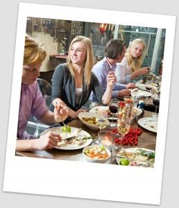 Eventos, cenas, celebraciones particulares, catering con Las Delicias de Vero